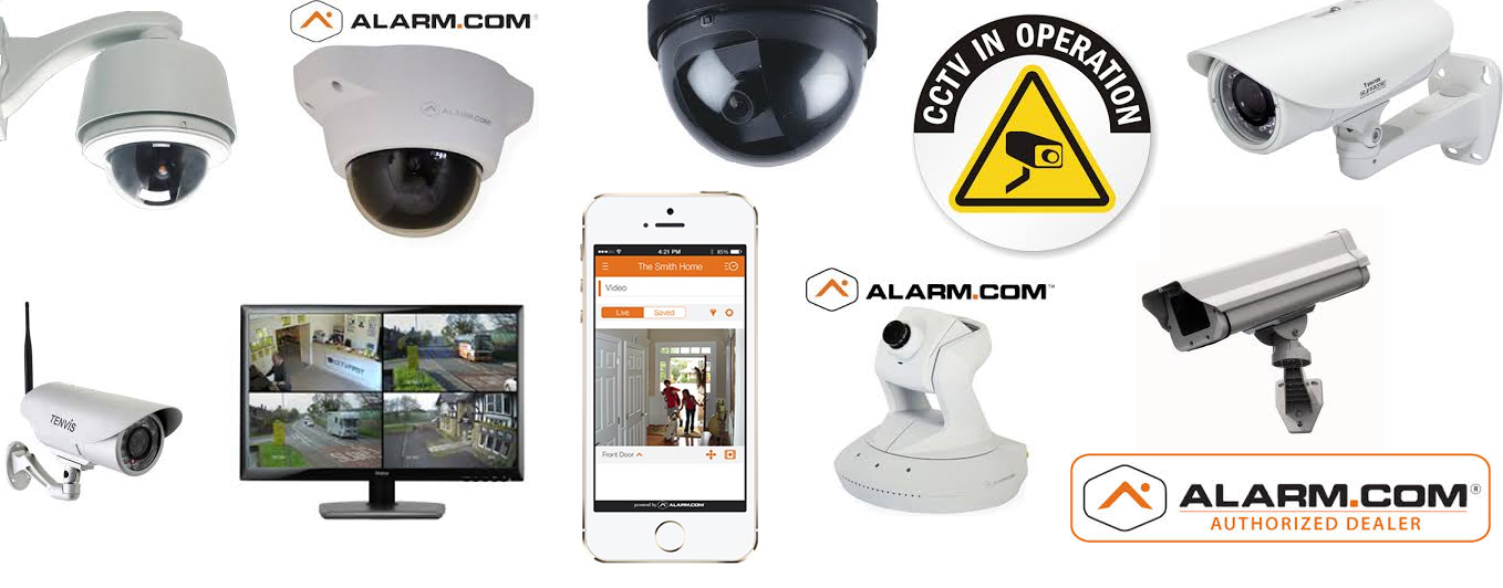 CCTV Security and Alarm Systems